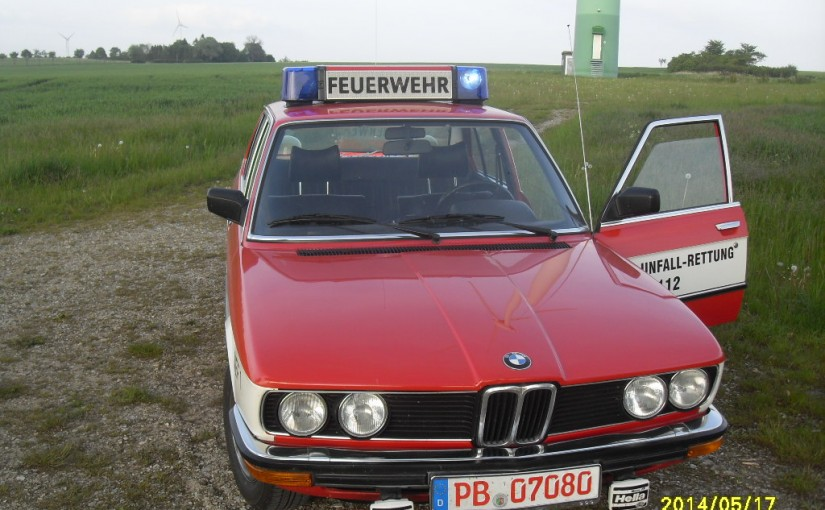 BMW 520/6 1979er