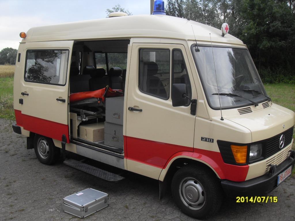 Mercedes Sprinter Benzin