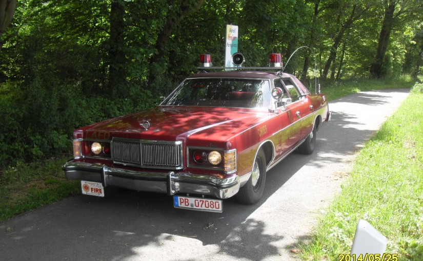Mercury Grand Marquis 1976er
