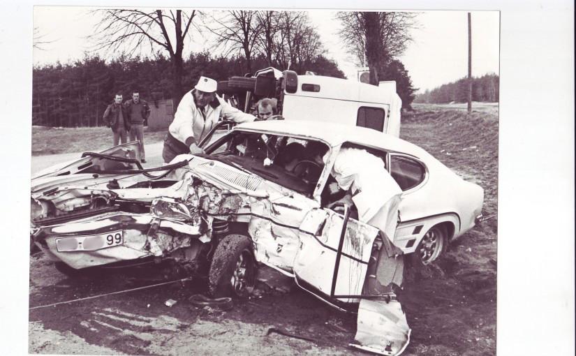 Notruf 112 ! – Unfälle im Kreis Paderborn