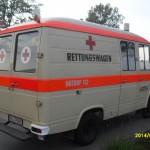Mercedes Benz 408 Rettungswagen
