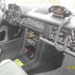 Mercedes Benz 220 D/8 Funkgerät Typ FUG 7b