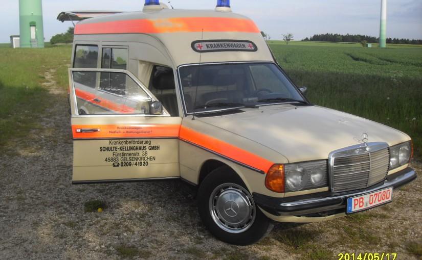 Mercedes Benz W123 300