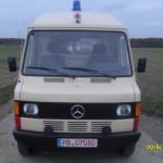 Mercedes Benz W 210 von vorne