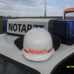 Notarzteinsatzfahrzeug (NEF) der 80er Jahre