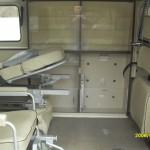 VW T3 Krankentransportwagen Staufächer