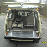VW T3 Krankentransportwagen Trittbrett