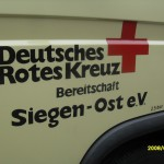 VW T3 Krankentransportwagen