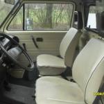 VW T3 Krankentransportwagen Sitze